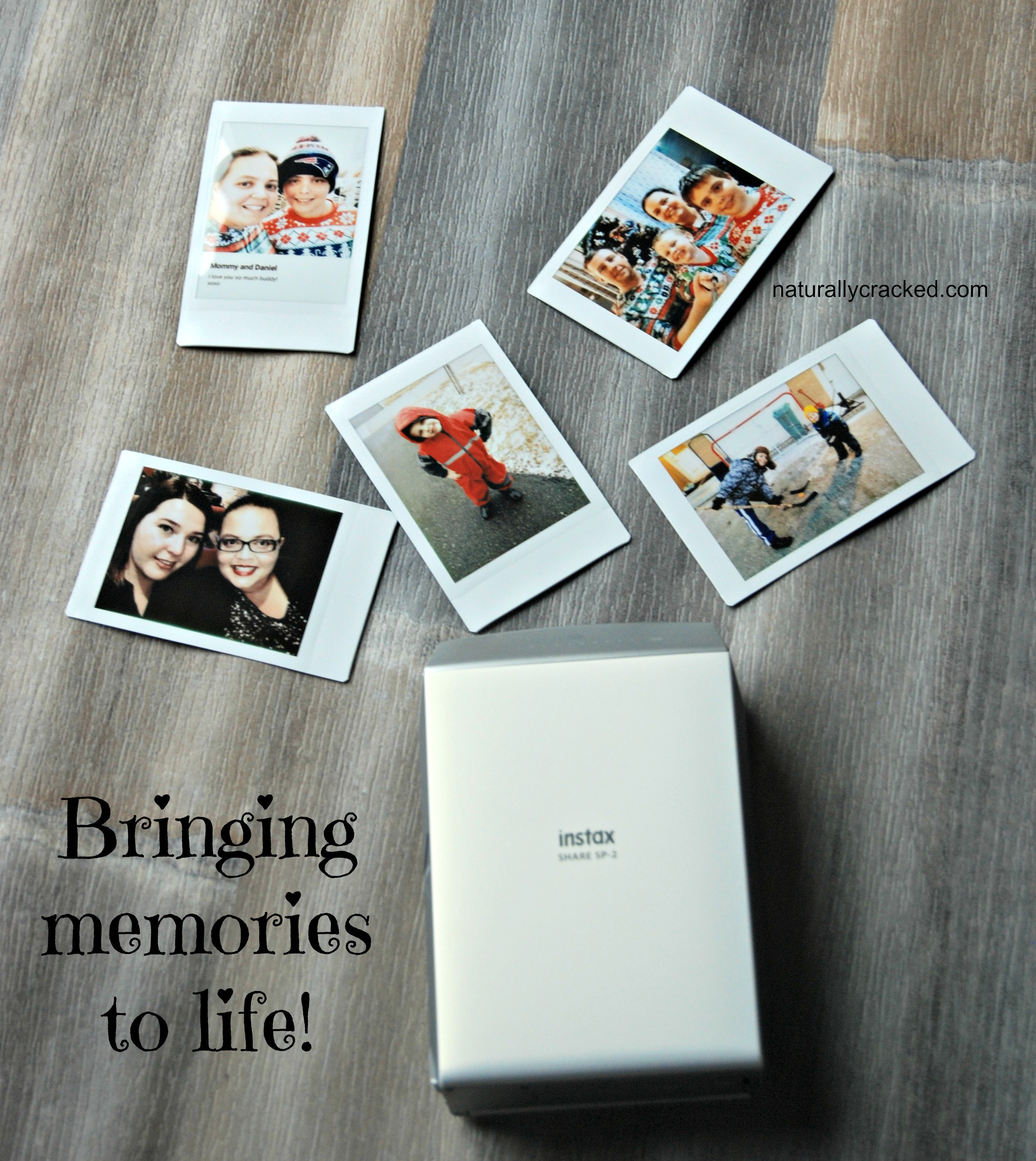 Print Memories Instantly This Mother's Day with FujiFilm #GIVEAWAY