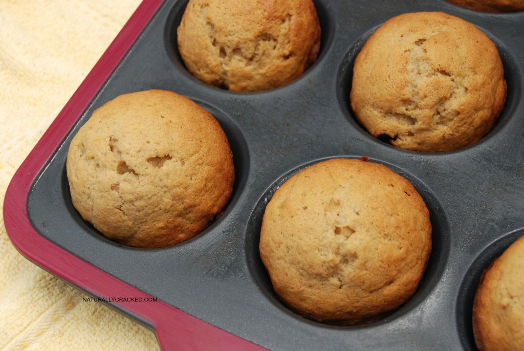 Delicious  Banana Bread Muffins