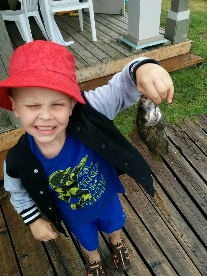 8 Simple Tips for Fishing with Kids