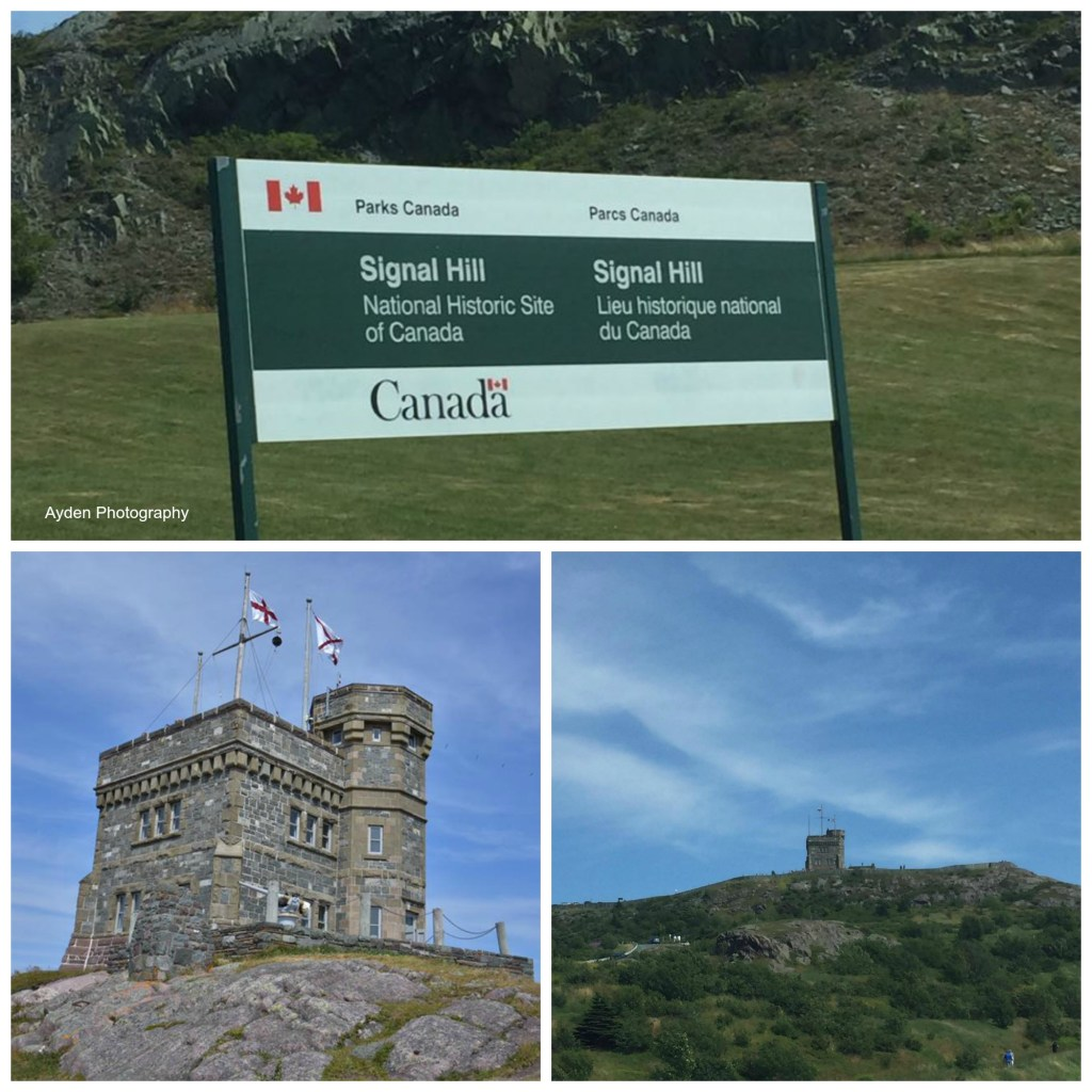 4 Free Places to visit while in Newfoundland Signal Hill