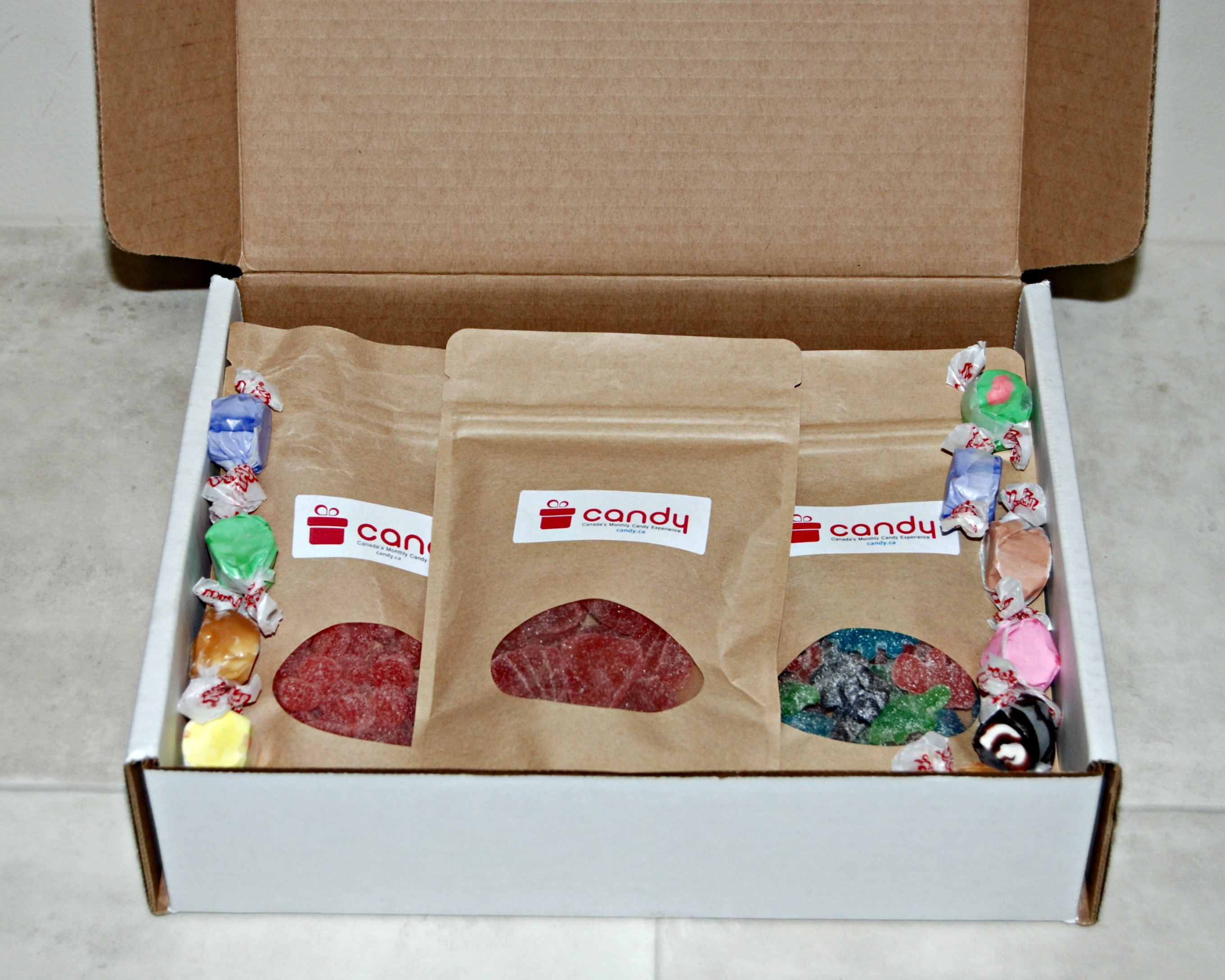 Candy.Ca is a candy store experience that is delivered right to you. Each month you\u0027ll receive a curated selection of candy from Canada and beyond. & Candy.Ca - Bringing The Sweets Right to my Door - Naturally Cracked