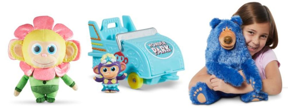 Wonder Park Toys are Here! - Naturally Cracked