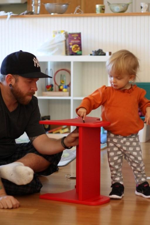 Daddy's Lil Helper- Edith Oct 2013
