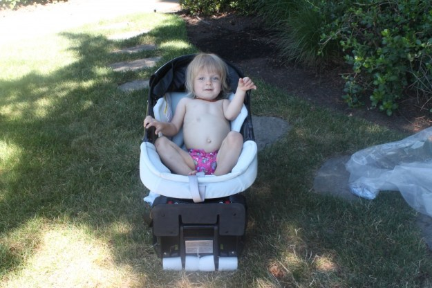 Orbit Baby- Edith In the Infant