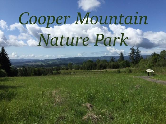 Cooper Mountain  Naturally Family