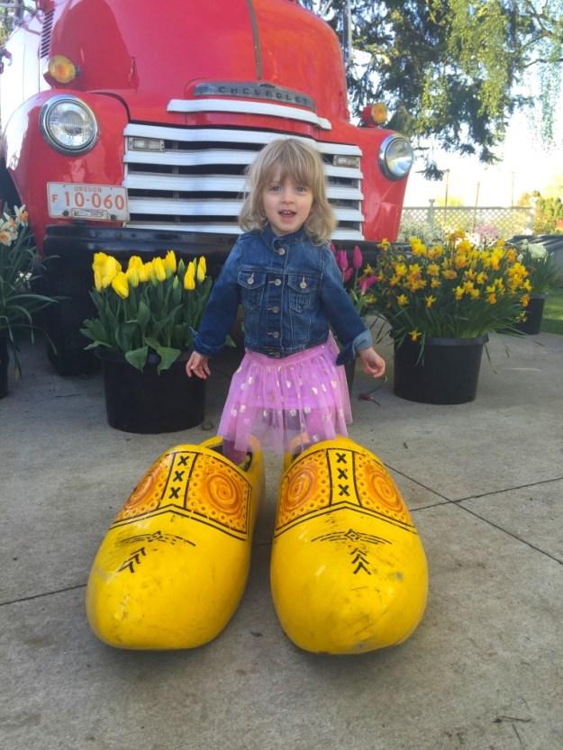 March 2015 - Tulip Fest - Edith Shoes
