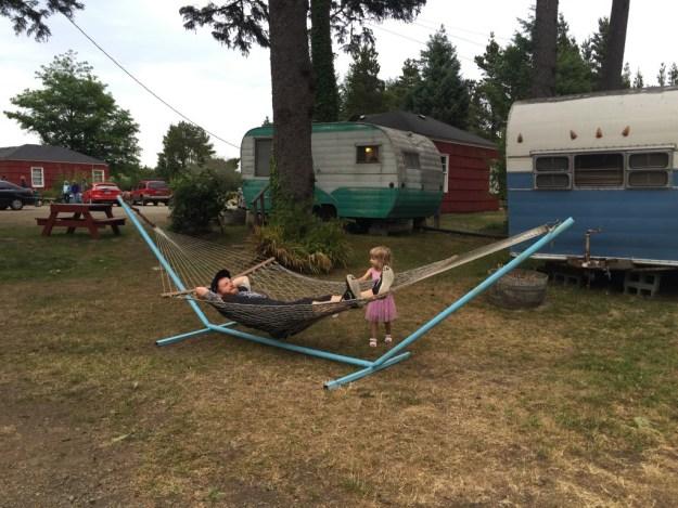 Sou'wester hammock
