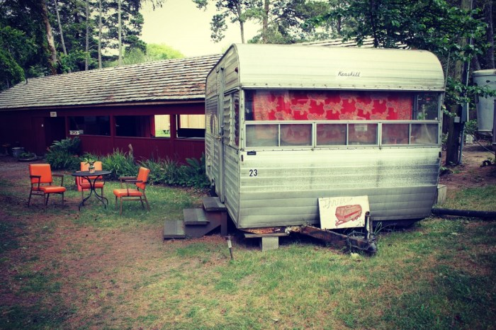 Sou'wester thrifty trailer