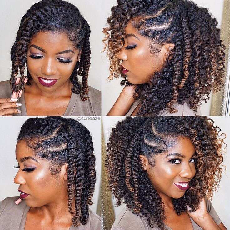 6 Of The Best Festive Season Hair Styles For Natural Hair Naturally G