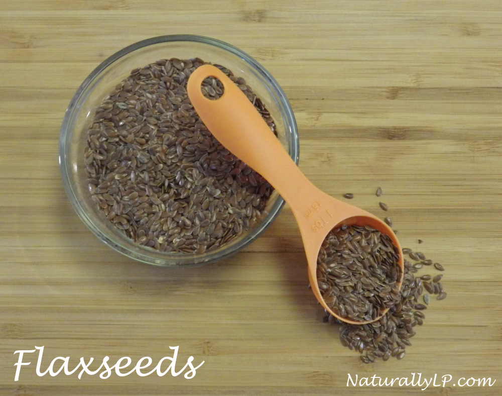 Brown Flaxseeds Naturally LP