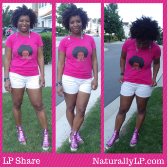 Naturally LP's Tee Shirt Shop!