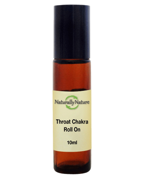 Throat Chakra Roll-On Blend