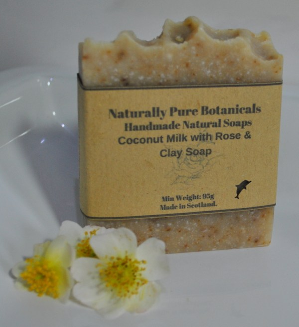 Labelled-single-Coconut-Milk-with-Rose-Clay-Soap