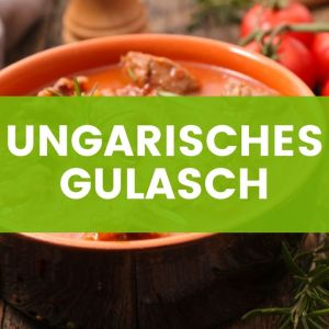 Veganes Gulasch