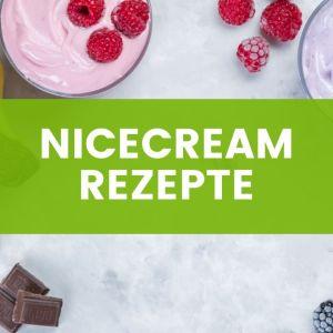 Vegane Nicecream Rezepte