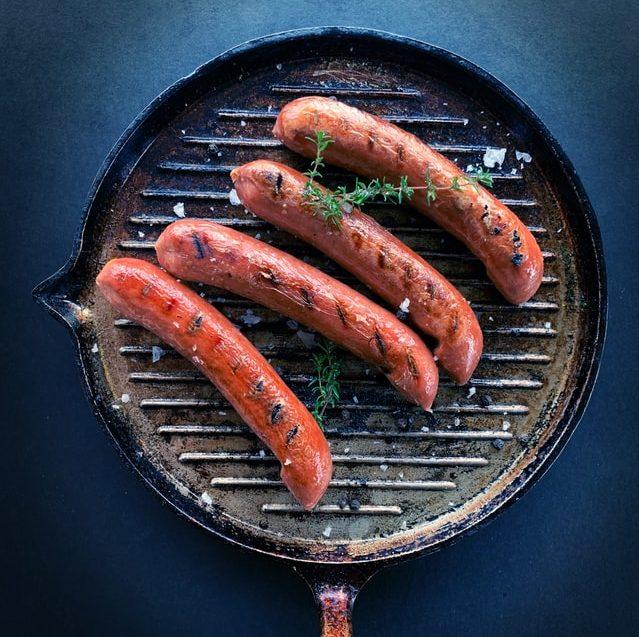 Veganes Grillen Fleischersatz Würstchen