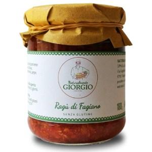 Ragu Fagiano