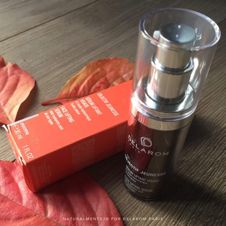 serum liftant delarom paris