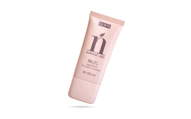 Natural side BB Cream Pupa