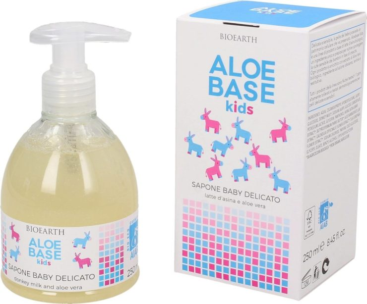 bagnetto baby aloebase kids bioearth