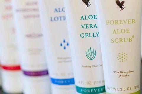 Protezione della pelle Forever Living Products | Naturalmente