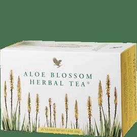 Aloe Blossom Herbal Tea. I prodotti per limitare i danni delle feste natalizie | Naturalmente