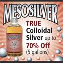 Colloidal Silver