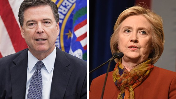 Image result for FBI Reveals What Comey Destroyed To Protect Hillary From Prison