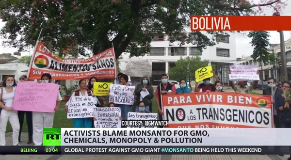 'March Against Monsanto'  March-Against-Monsanto-Bolivia