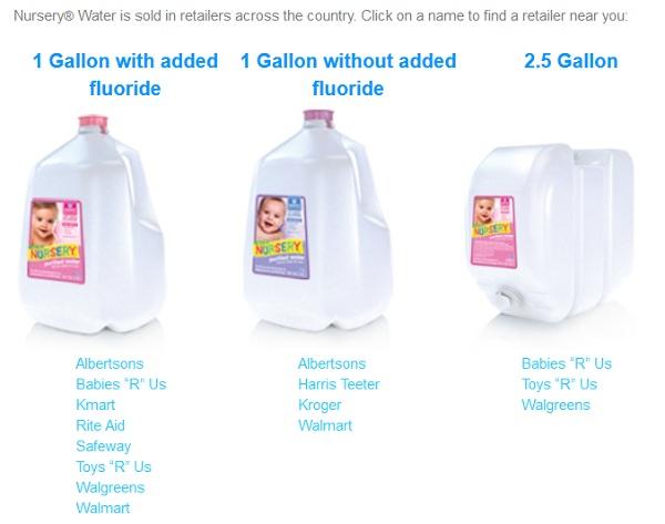 Bombshell: armas químicas Syrias resultan ser fluoruro de sodio se utiliza en los EE.UU. el suministro de agua Nursery Water 1