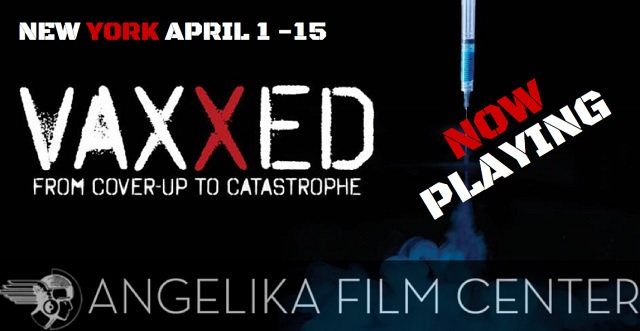 VAXXED movie