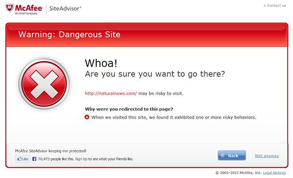 Information Security News Websites