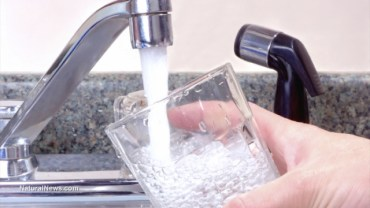 Is the water you're drinking linked to causing heart attacks and cancer?
