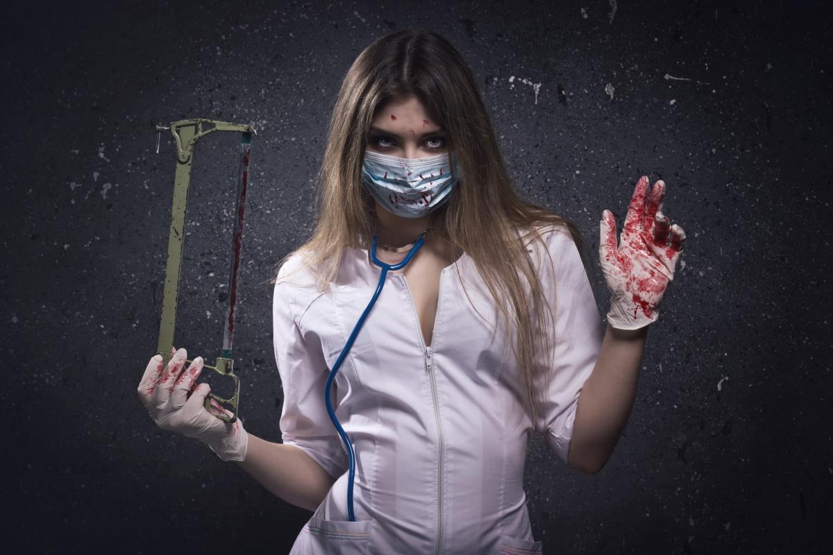 圖片:五種美國醫生,不了解營養和推動化學藥品,以掩蓋深層次的健康問題的症狀