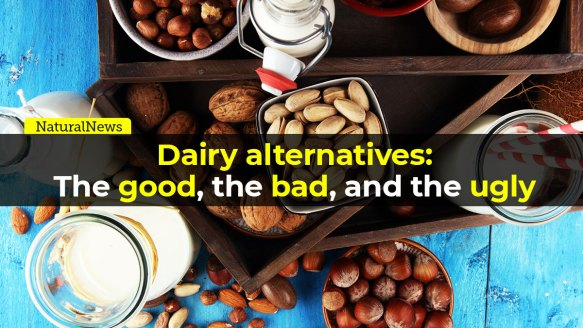Image: Dairy alternatives: The good, the bad, and the ugly