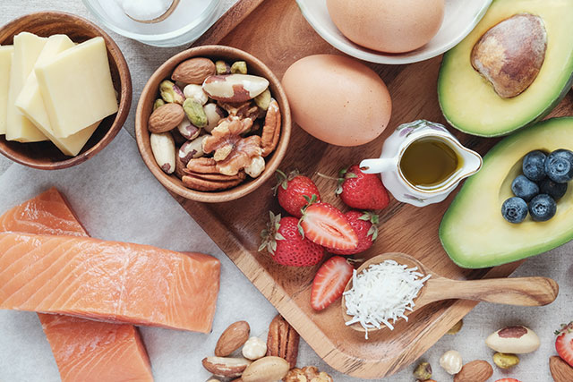 Image: 5 Tips for a successful keto diet