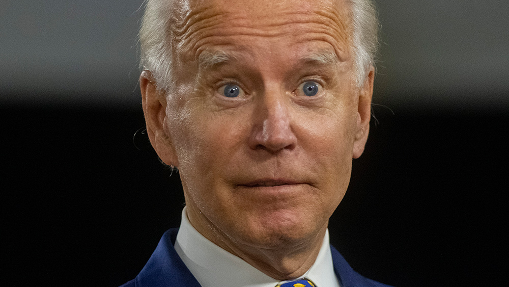 Image: If Joe Biden wins, things could get much darker, very quickly