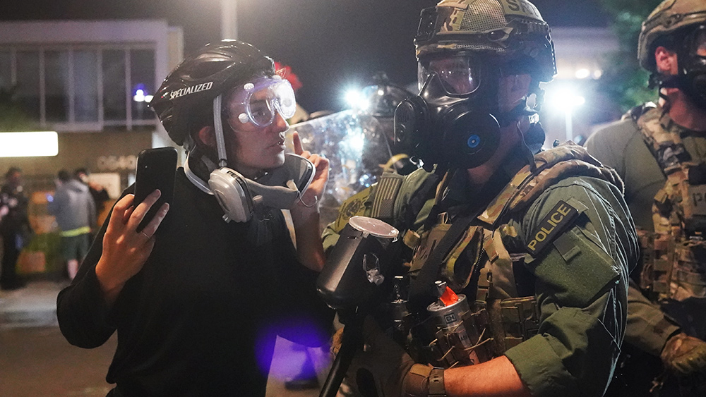 Image: Portland DA dismissed 90% of riot-related charges it received in September, 70% of charges since start of civil unrest