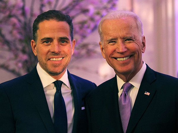 Image: Fox News obtains email sent to Hunter Biden requesting his help as Ukrainian gas company was being probed