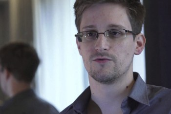 "Image: Amazon, Facebook and Google have legalized the ""abuse of the person through the personal,"" claims Edward Snowden"