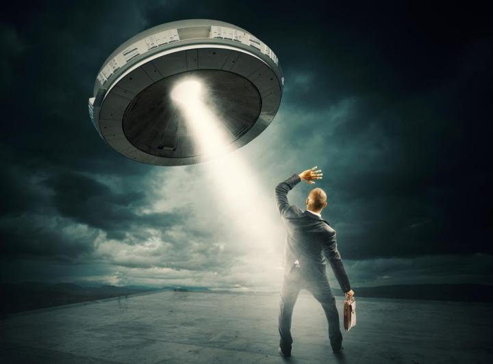 Image: THE TRUTH IS OUT THERE: UFO documents made available online