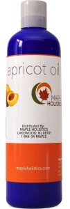 Maple Holistics Apricot Kernel Seed Oil
