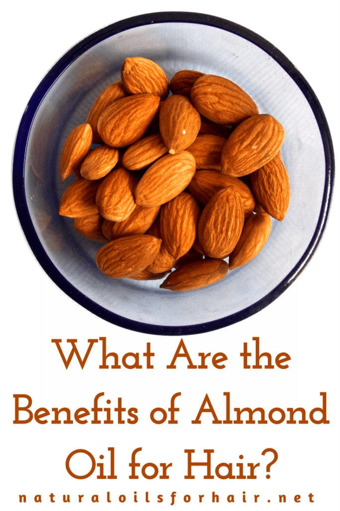 Learn the many benefits of almond oil for hair