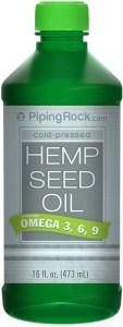 piping rock hemp seed oil