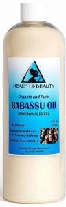 Health & Beauty Organic Babassu OilHealth & Beauty Organic Babassu Oil