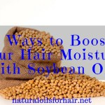 3 Ways to Boost Your Hair Moisture with Soybean Oil