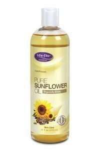 life flo organic sunflower oil