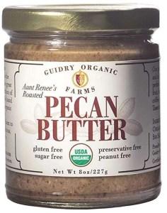 GuidryOrganic Farms Pecan Butter