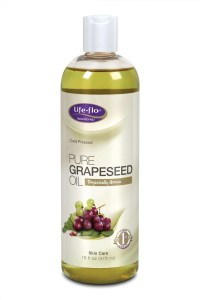 Life-Flo Organic Pure Grapeseed Oil