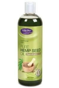 Life Flo Pure Hempseed Oil